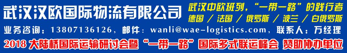 国际铁路运输,武汉汉欧国际物流有限公司