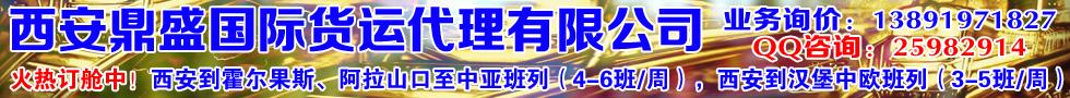 國際鐵路運輸,西安鼎盛國際貨運代理有限公司